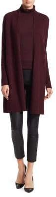 Saks Fifth Avenue COLLECTION Cashmere Duster