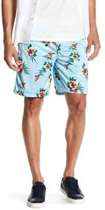 Parke & Ronen Athletic Mesh Shorts
