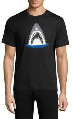 Mostly Heard Rarely Seen Shark Bite Tee