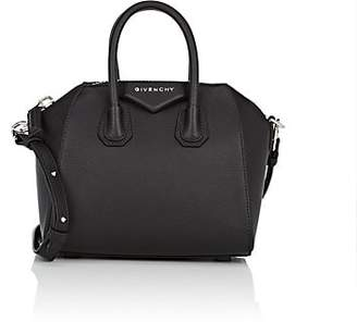 Givenchy Women's Antigona Mini Leather Duffel Bag - Black