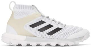 Gosha Rubchinskiy White adidas Originals Edition Copa Mid PK Sneakers