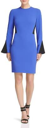 Donna Karan Illusion Sheath Dress