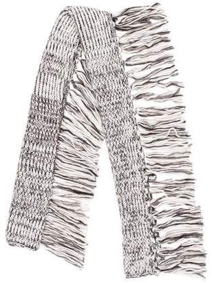 Rebecca Minkoff Chunky Knit Shawl