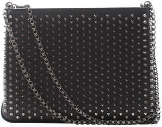 Christian Louboutin Black Leather Handbag