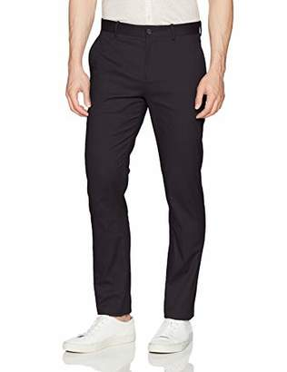 Perry Ellis Men's Stretch 5 Pocket Bedford Chino Pant