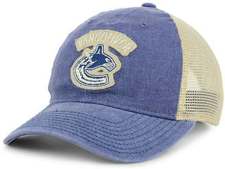 adidas Vancouver Canucks Sun Bleached Slouch Cap