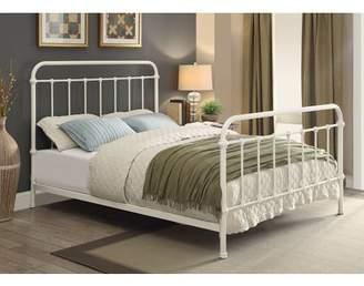 Furniture of America Arend Vintage Metal Twin Bed