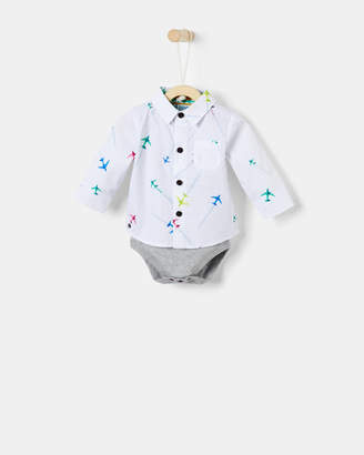 017188e3c Ted Baker White Clothing For Boys - ShopStyle UK