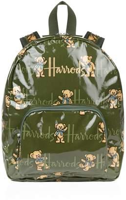 Harrods Rufus Bear Backpack
