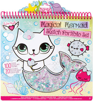 Fashion Angels Magical Mermaid Sketch Portfolio Set