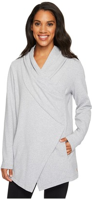 Lucy - Calm Heart Pullover Women's Long Sleeve Pullover $89 thestylecure.com