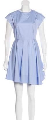 Tibi Mini A-Line Dress