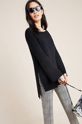 Anthropologie Elise Ribbed Tunic