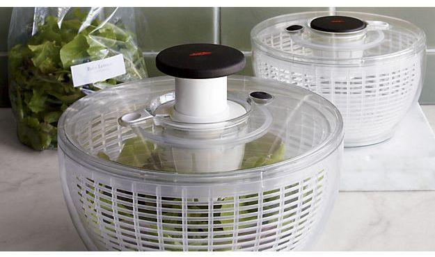 Crate & Barrel OXO ® Large Salad Spinner