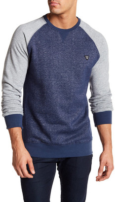 VISSLA All Sevens Colorblock Fleece Pullover $54.95 thestylecure.com
