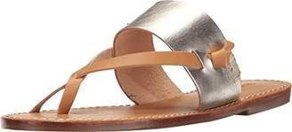 Soludos Women's Slotted Thong Sandal Flat