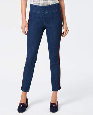 Charter Club Pull-On Tummy-Control Jeans