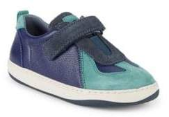 Camper Little Girl's & Girl's Colorblock Leather Sneakers