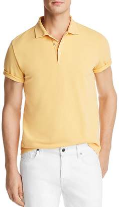 The Men's Store at Bloomingdale's Piqué Short Sleeve Polo Shirt - 100% Exclusive