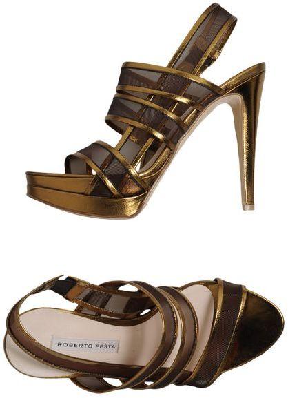Roberto Festa Platform sandals