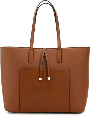 Kelly & Katie Iboeria Core Tote -Cognac Faux Leather - Women's