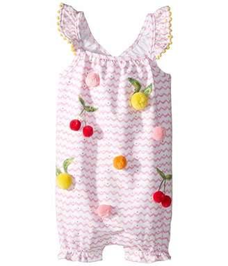 b4915050b212 Mud Pie Pom Pom Fruit Bubble (Infant)