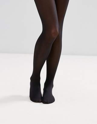 Asos DESIGN 40 denier black tights