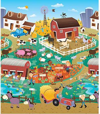 Prince Lionheart City and Farm Playmat