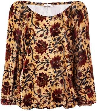 Mes Demoiselles floral print blouse