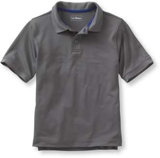 L.L. Bean L.L.Bean Boys' Performance Polo Shirt