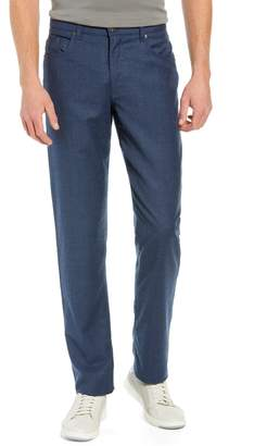 Brax Cadiz Five-Pocket Stretch Wool Trousers