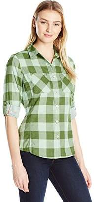 Woolrich Women's Conundrum Eco Rich Convertible Shirt