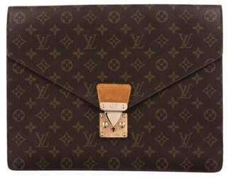 Louis Vuitton Vintage Monogram Portfolio