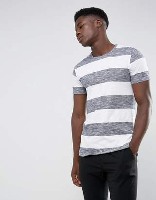 Minimum Cabra Striped T-Shirt