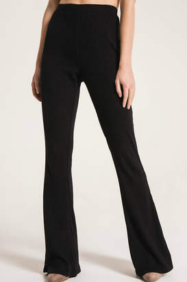 Others Follow Carly Ribbed Flare Pant