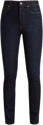 KHAITE Vanessa high-rise skinny-leg jeans