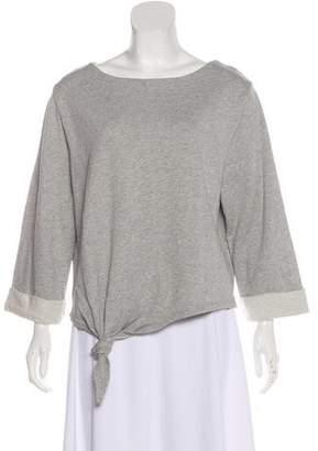 Frame Asymmetrical Knit Sweater w/ Tags