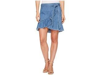 Paige Nivelle Skirt in Mantra Women's Skirt
