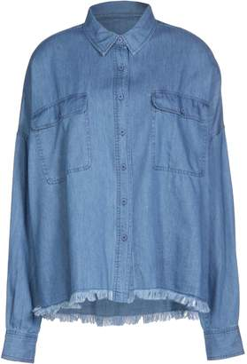 KENDALL + KYLIE Denim shirts