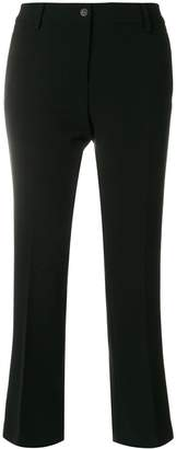 Alberto Biani flared fitted trousers