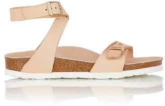 Birkenstock Women's Delhi Ankle-Strap Sandals $225 thestylecure.com