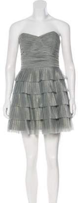 Mark & James by Badgley Mischka by Badgley Mischka Sleeveless Mini Dress