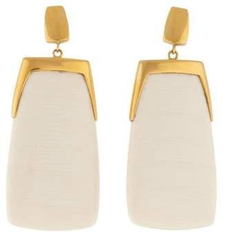 Maiyet Resin Drop Earrings
