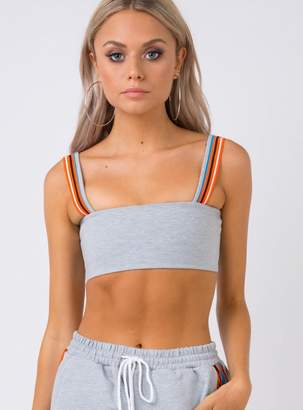 AsIAm The Label ASIAM Keep It Real Crop Top