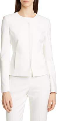 BOSS Jaina Soft Stretch Suit Jacket