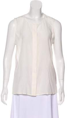 Rachel Zoe Silk Sleeveless Blouse w/ Tags