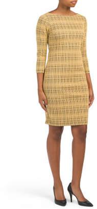 Victoria Knit Dress