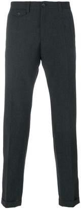 Dolce & Gabbana cuffed trousers