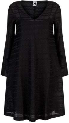 M Missoni Lurex Zig Zag Dress