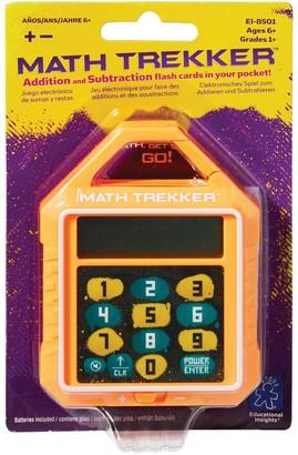 Educational Insights Addition & Subtraction Math Trekker